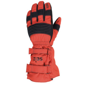 Rukavice SEIZ® Thermo-fighter red
